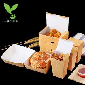 Kraft fried chicken box