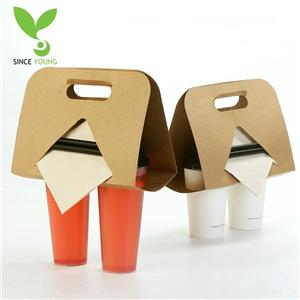 Multifunctional non-forming cup holder