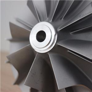 Diameter 180mm turbine compressor impeller