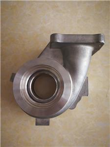 Stainless steel casting SS304 turbine housing for turbocharger
