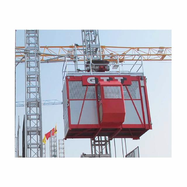 SC General High-Speed GJJ Construction Passenger Hoist