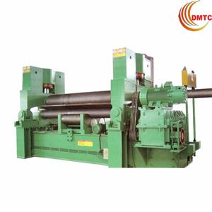 Hydraulic Symmetric 3-Roll Bending Machine