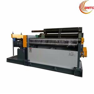 Mechanical Symmetric 3-Roll Bending Machine