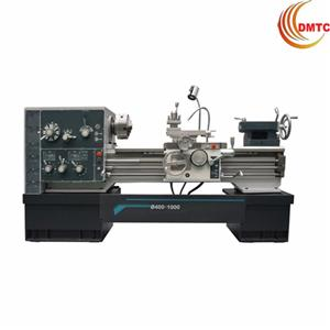 Spindle Bore 82mm Conventional Lathe Machine