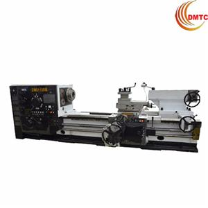Spindle Bore 130mm Heavy Duty Size Horizontal Lathe Machine
