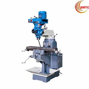 Universal Vertical And Horizontal Double-duty Milling Machine