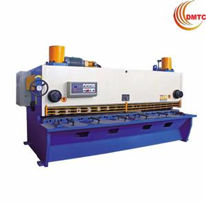Universal Plate Shearing Machine With Gate Scissors Function