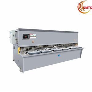 CNC Hydraulic Plate Shearing Machine