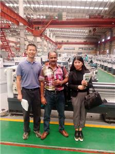 Customers from Madagascar 2016.9