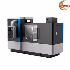 6 Axis High Efficiency CNC Gear Hobbing Machine