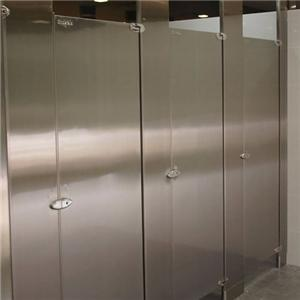 304 Stainless Steel Public Toilet Partition