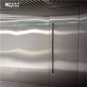 Stainless Steel Interior Curtain Wall