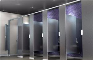 Public Toilet Partition Selection