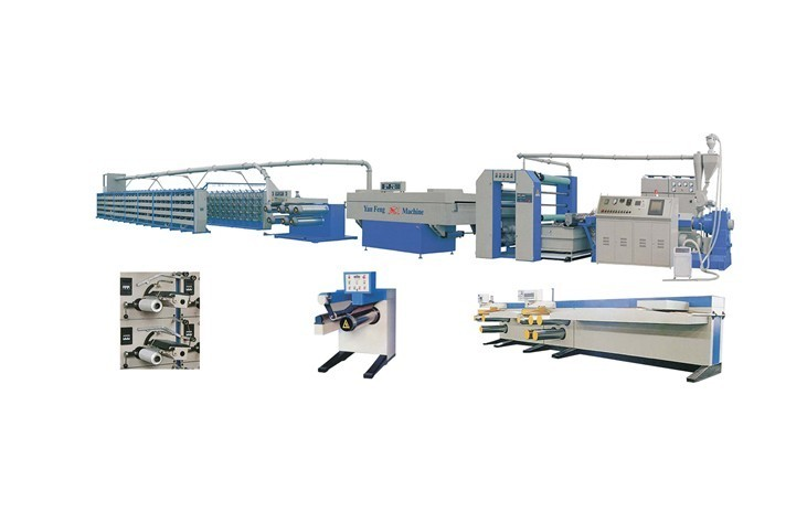 High-speed Flat Yarn Extrusion Line