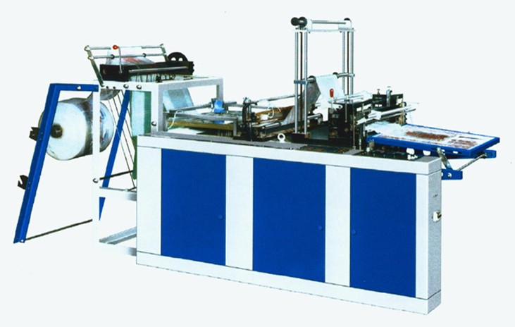 Film Sealing And Cutting Bag Making Machine