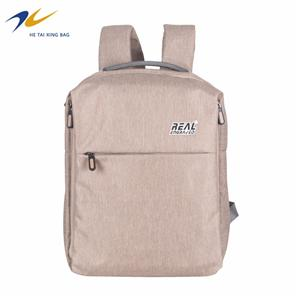 Rectangle business laptop backpack