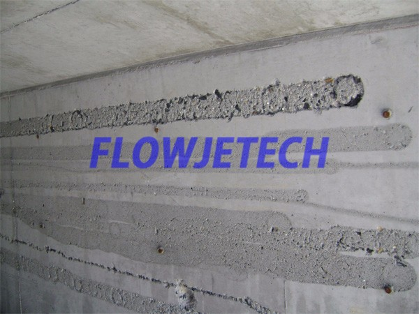 Concrete Dam Surface Treatment