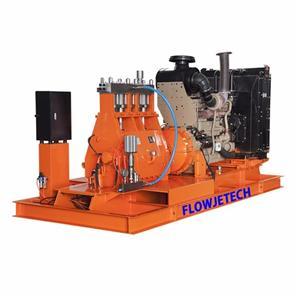 Concrete High Pressure Cleaner