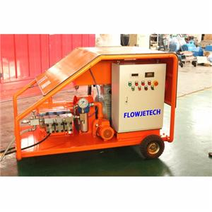 Dam Concrete High Pressure Cleaner