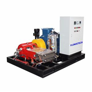 Electric Driven High Pressure Cleaner