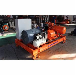 High Pressure Oyster Cleaner