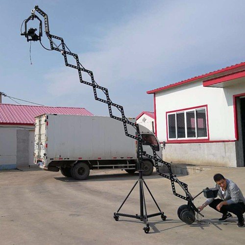 5.5m Telescopic Jib Crane for Video Camera for sale