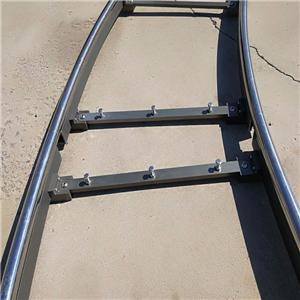 Heavy rail track Film Equipment Stainless Steel