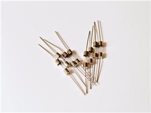 玻璃管保险丝轴向引线快熔5 X 20 mm