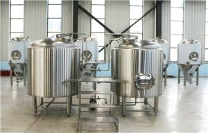 Homebrew Brewhouse