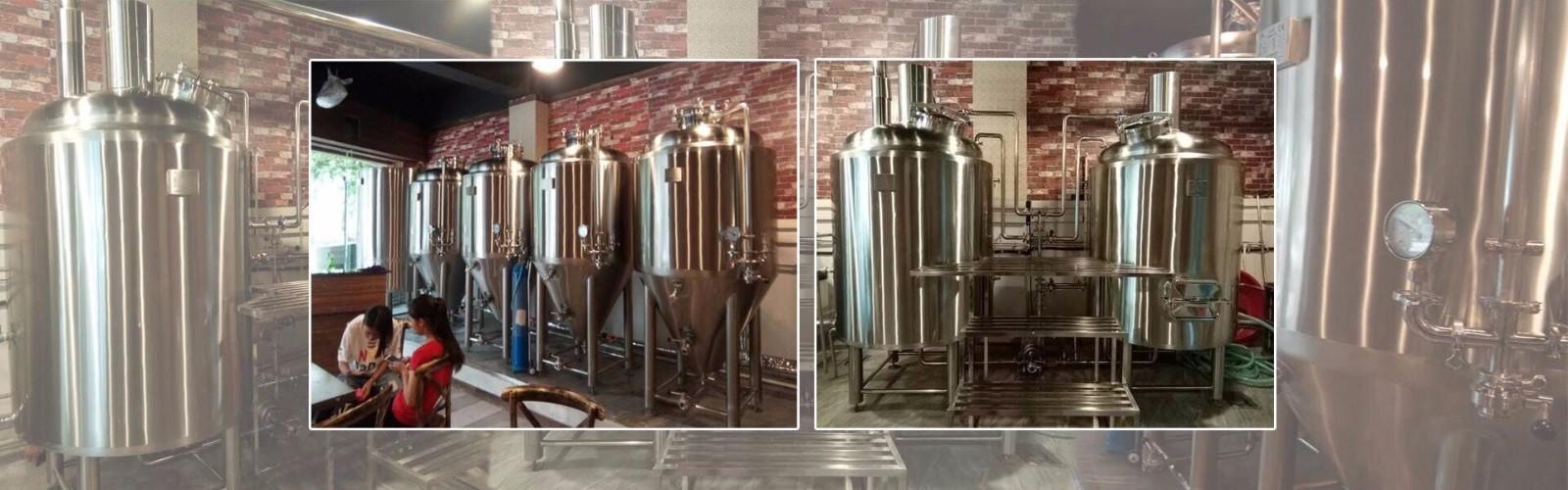 Tonsen beer equipment
