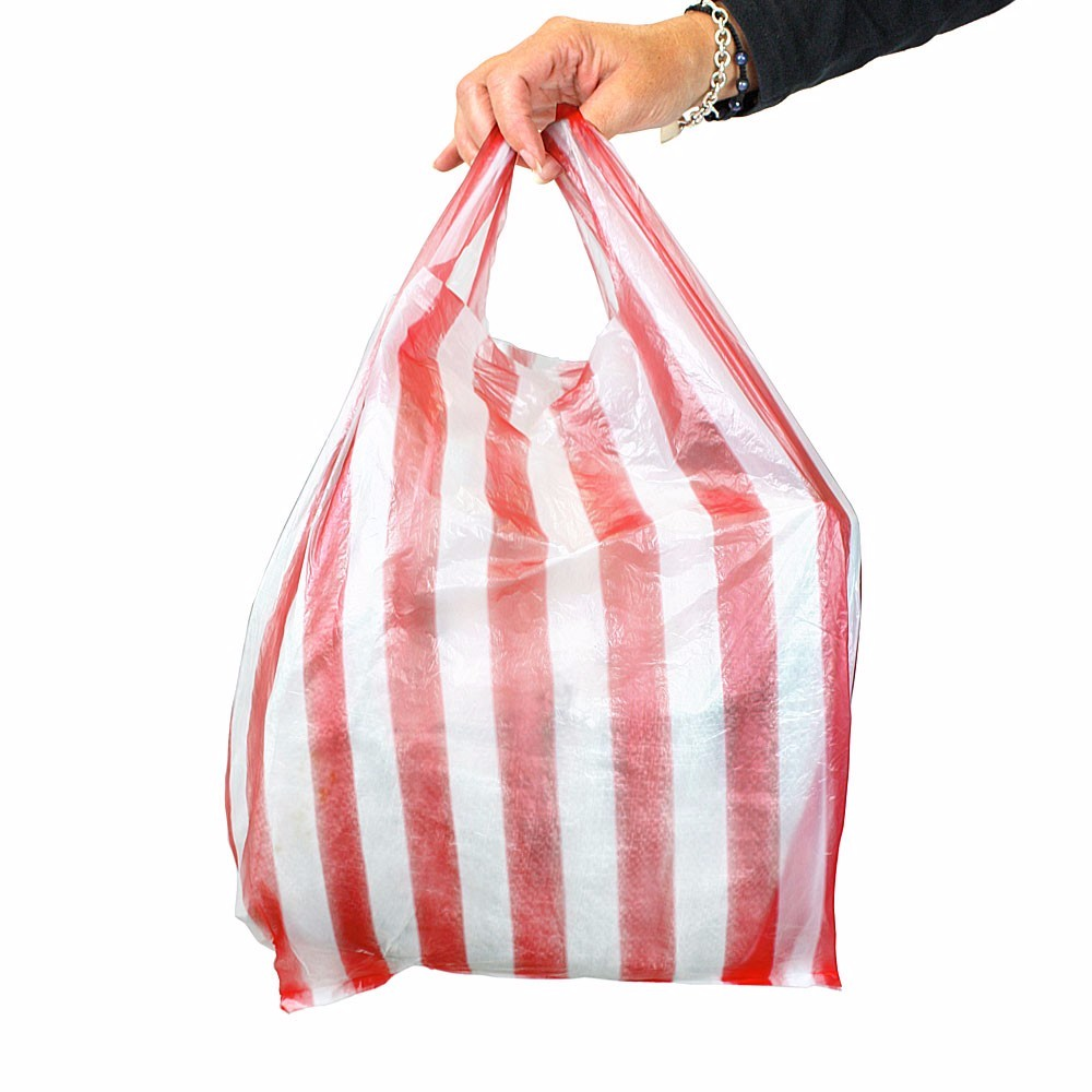 Plastic Shopping Food Packaging Bag