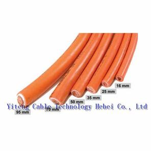 Pvc Insulation Welding Cable