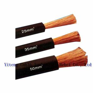 Rubber Insulation Welding Cable