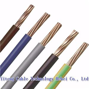 600v Harmonized Electrical Wire