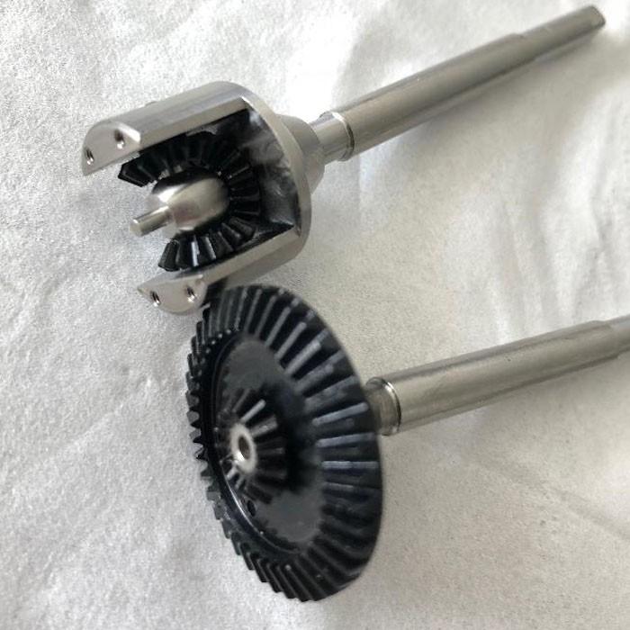 Reducer gearbox