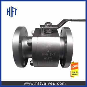 Metal Seated Floating Ball Valve