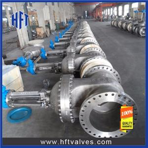 API 603 Cast Stainless Steel Gate Valve