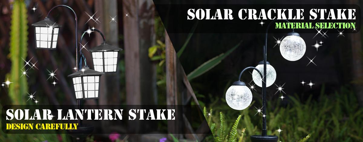 solar light stake