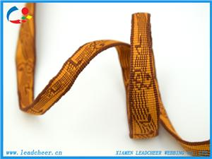 Decoration Wide-Narrow Webbing for Bag Handbag Garment