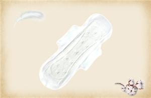 China wholesale 100 organic cotton sanitary pads