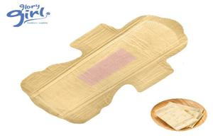 Ecofriendly bamboo fiber pads