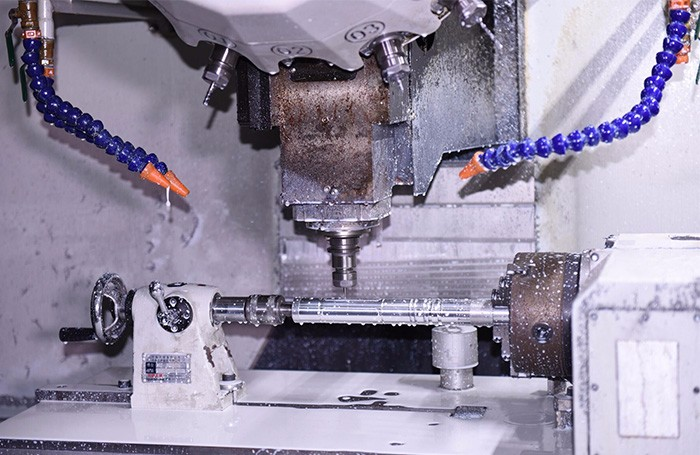 CNC Milling 4 axis