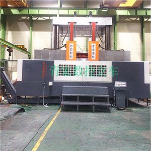 4 Meters Cnc Double Column Vertical Lathe