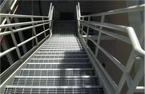 Stainless Steel Stair Treads
