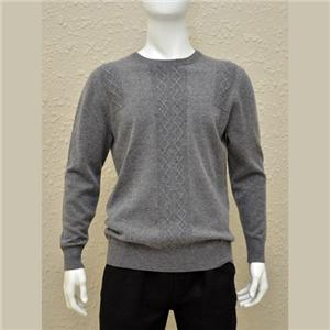 Luxury Men Pure Cashmere Sweater