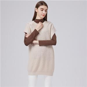 Cashmere Dress Pullover