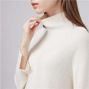 Winter Autumn Women Loose Turtleneck