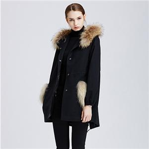 Elegant Winter Overcoat