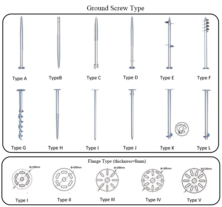 Screw Pile Ground Anchors,Ground Anchors,Screw Pile