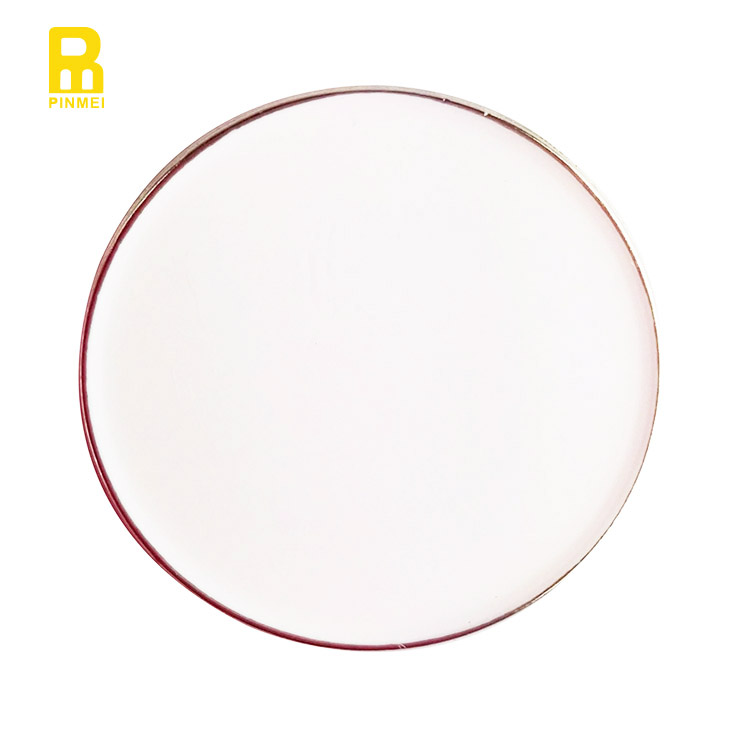 Blank white ball markers for digital printing and UV printing